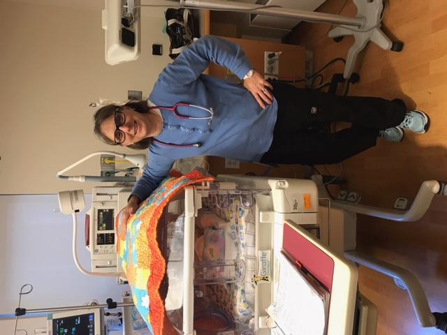 Maryanna Nicu Rn At Work At New England Medica Center Bostonlg